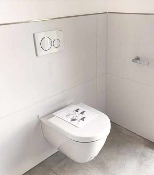 Referenzbild Badezimmer