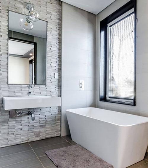 Referenz Badezimmer